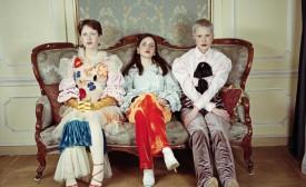 L'Officiel Ukraine about Uldus's fashion story