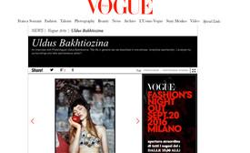 Vogue Arts questions to Uldus