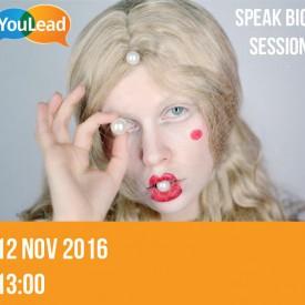 Public talk at YouLead Forum Saint-Petersburg